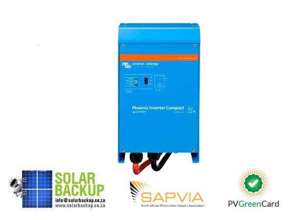 Solar Backup-Phoenix Inverter C 24V – 2000Watt