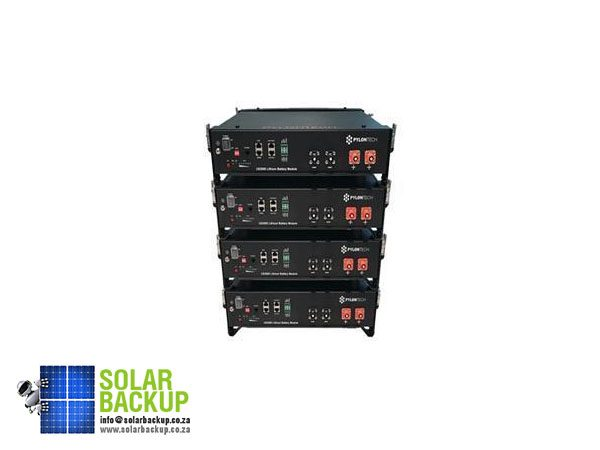 Pylon US2000B Plus 9.6kWh Li-Ion Battery Package