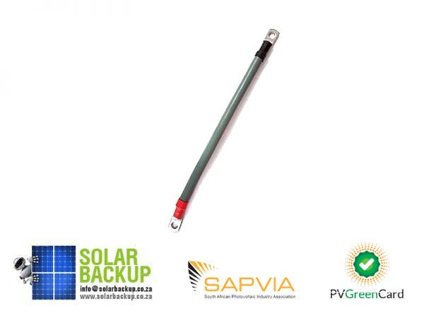 Solar Backup- OmniPower 250mm Battery Cable with 10mm Lugs
