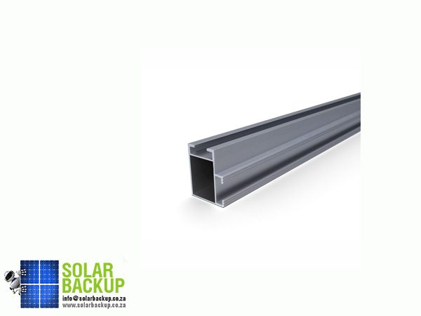 Solar Backup-VarioSole+ Mounting rail 50 x 37 x 4200 mm