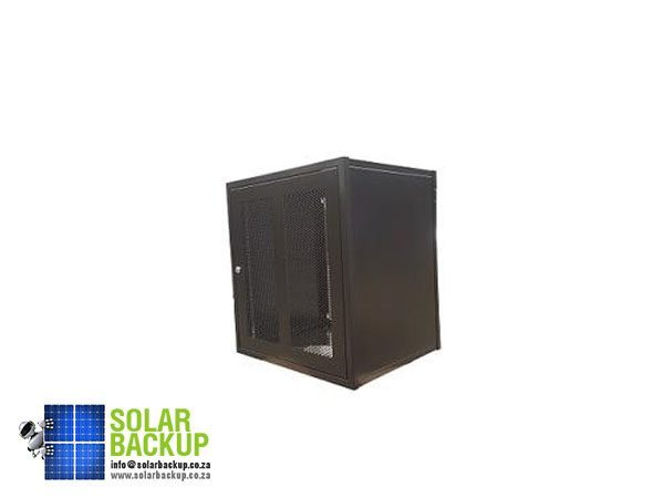Solar Backup- Pylon US3000B x4 Cabinet With Support Rails