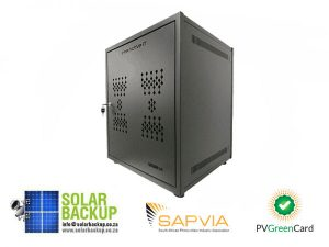 Pylon US2000B x5 Cabinet With Support Rails