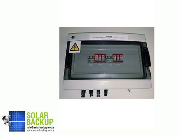 Solar  Backup-1000V Protection Box 4 Inputs 4 Outputs 16A Isolator Type I_II SPD