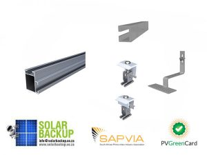 Mounting Kit Roof Parallel 6 Panels