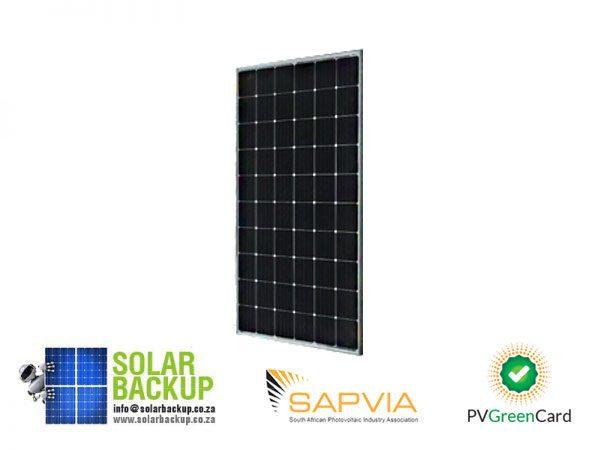 Solar Backup-JA Solar 370W Mono Percium 5BB Silver Frame