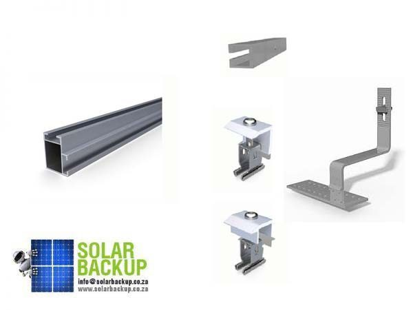 Solar Backup-Tile-mounting-kit