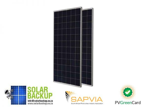 Solar Backup-JA Solar 330Wp Tigo L Optimised Poly Silver