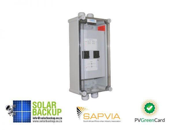 Solar Backup-Battery Safety Breaker SLIM-200 75V/200A