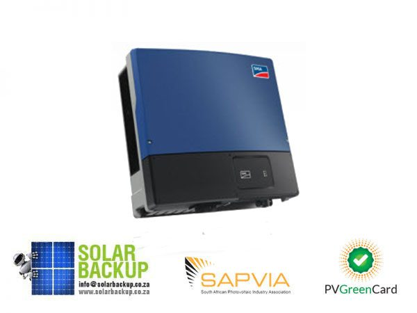 Solar Backup- Sunny Tripower 15000TL-30 (without Display)
