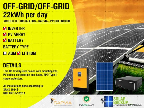 Solar Backup-Off-Grid-Hybrid-22kWh-per-day