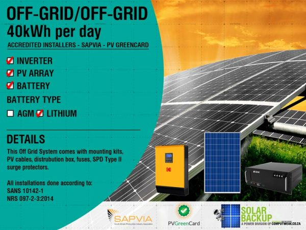 Solar Backup-Off-Grid-Hybrid-40kWh-per-day