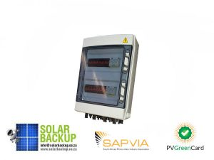 1000V Protection Box 4 Inputs 4 Outputs 16A Isolator Type II SPD