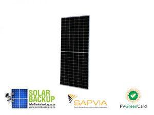 JA Solar 455W Mono MBB Percium Half Cell MC4