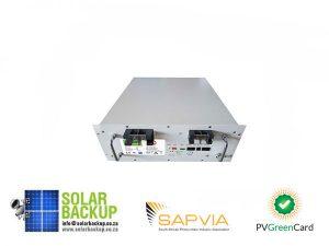 BSL 6.4kWh 125Ah 51.2V Lithium Battery
