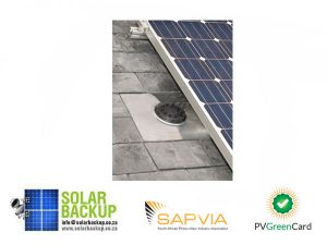 Dektite Aluminium Multicable Solar Flashing Tiled or Slate