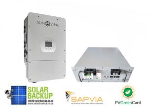 SunSynk and BSL Systems