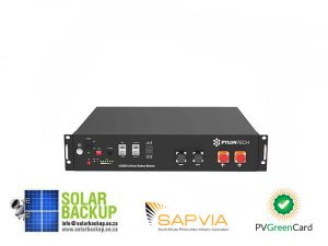 Pylon US2000C 2.4kWh Li Ion Solar Battery (excl. brackets)